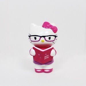 Nerdy Hello Kitty Piggy Bank